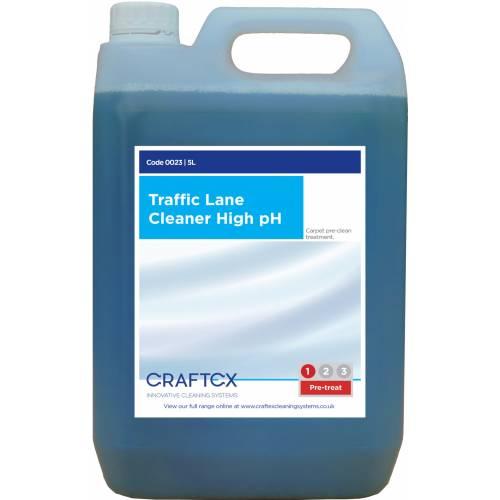 Traffic Lane Cleaner High PH (5L)