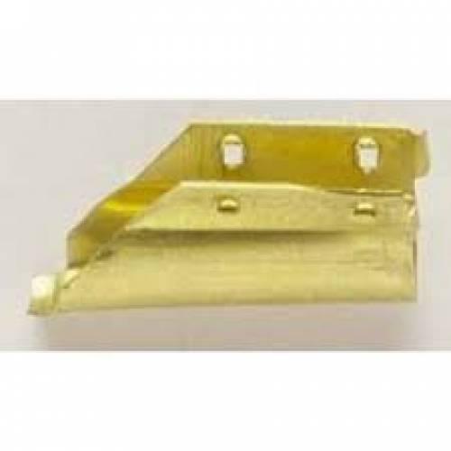 Brass Channel Clip