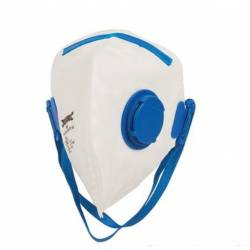 FFP2 Fold Flat Valved Face Mask