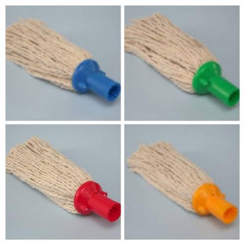 Dolly String Socket Mop Head