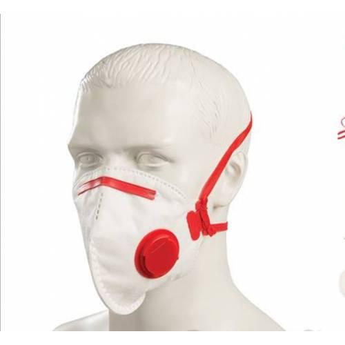 FFP3 Fold Flat Valved Face Mask (25PK)