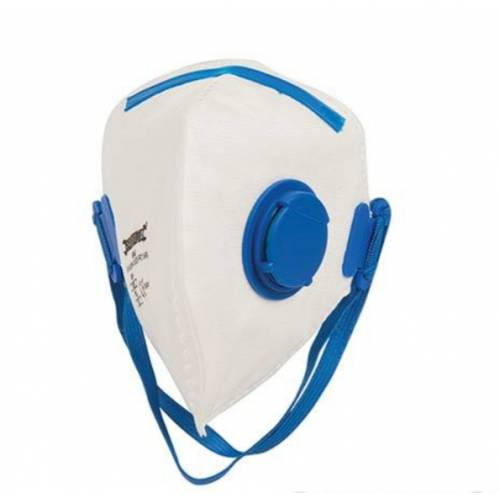 FFP2 Fold Flat Valved Face Mask