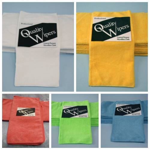 Microfibre Cloths (10PK)
