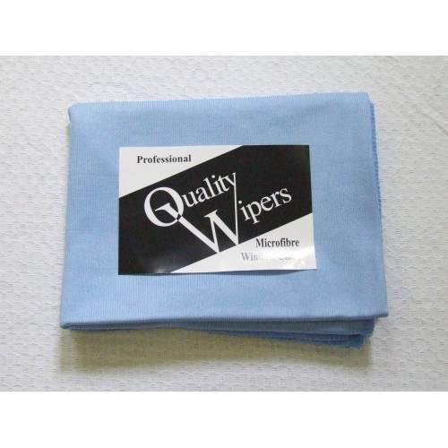 Microfibre Window Cloth (Blue)