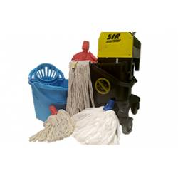 General Cleaning Mop & Mop Buckets