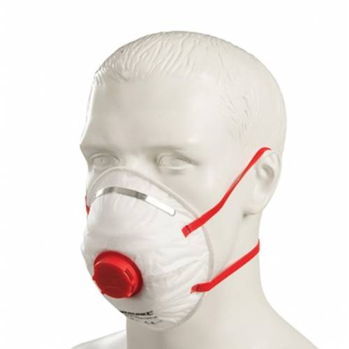 Moulded Valved Face Masks FFP3 (10pk)