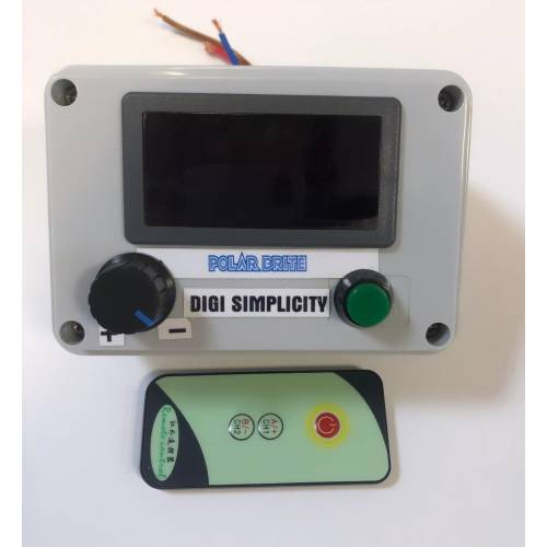 Remote Control Polar Digi Simplicity Flow Controller