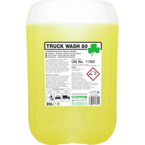 Truck Wash 80 (20L)