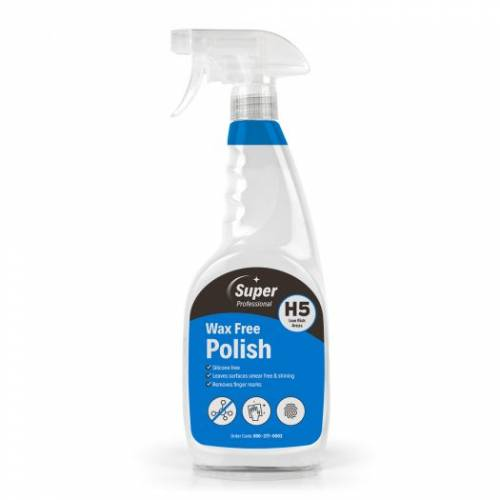Wax Free Polish (750ml)